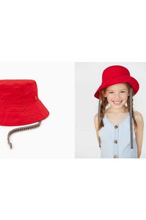 Zara Kids Ties - Hat with printed ties