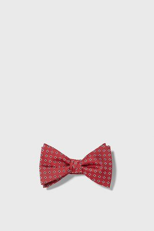 Zara Men Bow Ties - Two-tone jacquard bow tie
