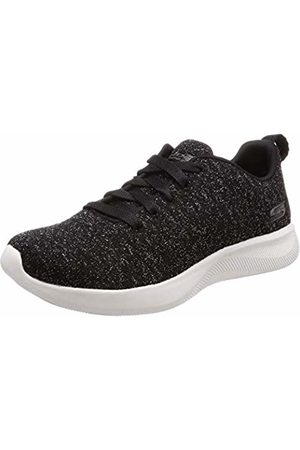 Skechers Women's BOBS Squad 2 - Grand Jubilee Trainers, ( Blk)