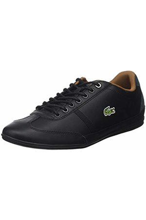 Lacoste Men's Misano Sport Cam004602h Low-Top Sneakers, (Blk/Blk)