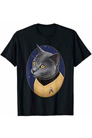 Star Trek Chekov Cat Formation T-Shirt