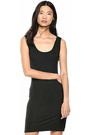 The Drop Sonia Scoop Neck Fitted Bodycon Mini Tank Dress