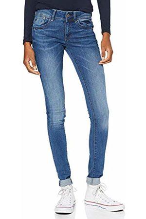 G-Star Women's Lynn Mid-Waist Skinny Jeans, (Faded 6553-A889)