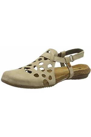 El Naturalista Women's N5063 Pleasant Piedra/Wakataua Closed Toe Sandals