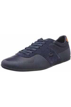 Lacoste Men's Turnier 117 1 Cam1021003 Low-Top Sneakers, (Navy