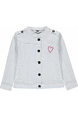 Marc O' Polo Girl's Jeansjacke 1/1 Arm Jacket, (Vanilla Ice|