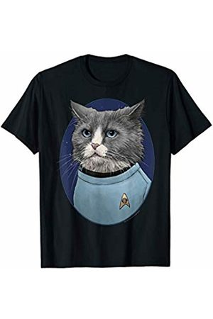 Star Trek McCoy Cat Formation T-Shirt T-Shirt