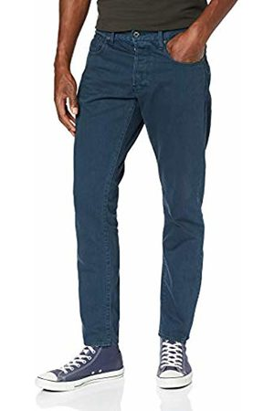 G-Star Men's 3301 Straight Tapered Colored Fit Jeans, (Legion 9595-862)
