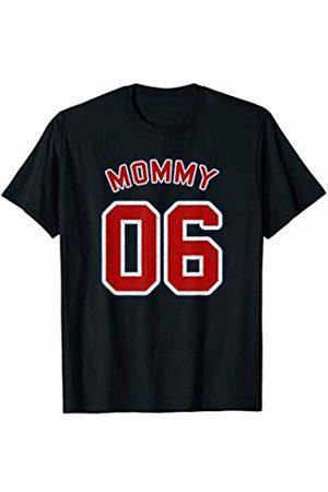 Retro Vintage Style Sports Mom Shirts Mommy Of 06 Retro Vintage Style Sports Mom Gift Mommy Of 06 T-Shirt