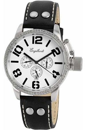 Engelhardt Men's Automatic Watch 387722129012 with Leather Strap
