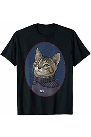 Star Trek Wesley Cat Formation T-Shirt
