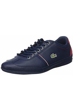Lacoste Men's Misano Sport 118 1 Cam0083144 Low-Top Sneakers, (Navy
