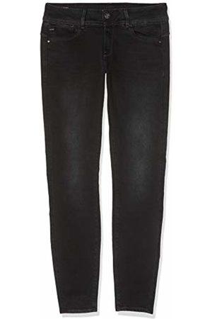 G-Star Women's Lynn Mid-Waist Skinny Jeans, (Dusty B472-A799)