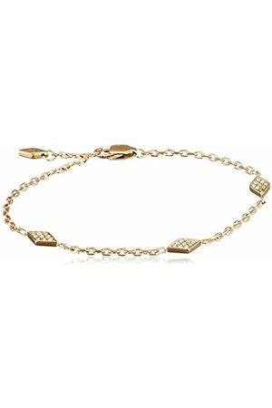 Fossil Women Stainless Steel Hand Chain Bracelet JOF00421710