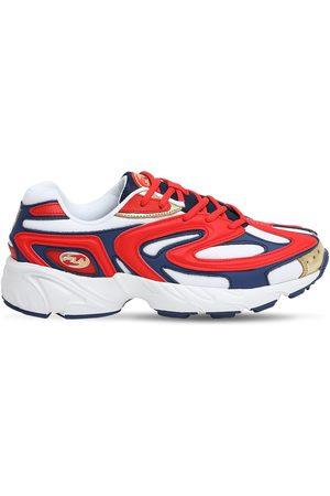Fila Buzzard Faux Leather Sneakers