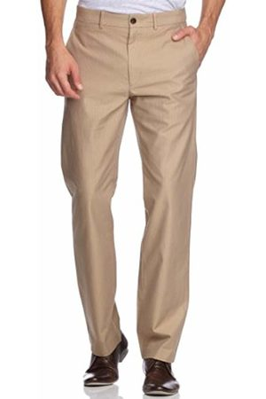 Dockers Men's Slim Herringbone Stripe Trousers
