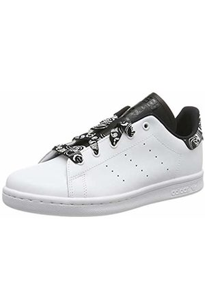 adidas Unisex Kids' Stan Smith C Gymnastics Shoes, FTWR /Core