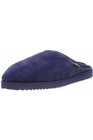 flip*flop Women's homestay Fur Slippers Blau (032) 6.5