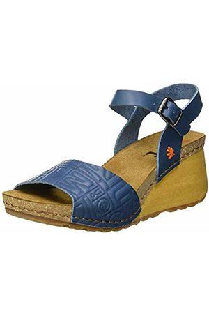 Art Women's 1324 Becerro Jeans/Borne Sling Back Sandals