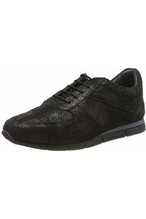 Marc Women's Lotta Low-Top Sneakers, (Suede Metallic 00913)