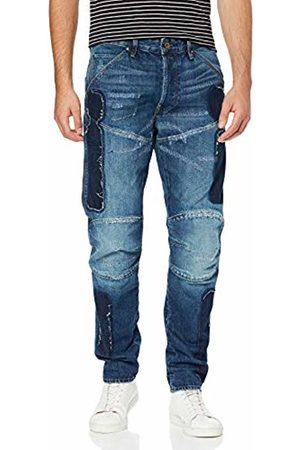 G-Star Men's 5620 3D Straight Tapered Fit Jeans