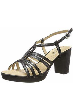 Caprice Women's Edison Ankle Strap Sandals, ( Rept.MUL 14)
