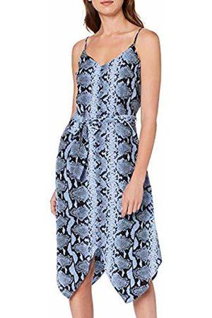Dorothy Perkins Women's Snake Henky Hem Cami Party Dress, ( 210)