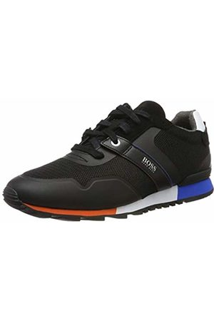 HUGO BOSS Men's Parkour_Runn_Meth Low-Top Sneakers, ( 6)