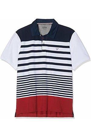 s.Oliver Men's 15.902.35.6542 Polo Shirt, ( 01g0)