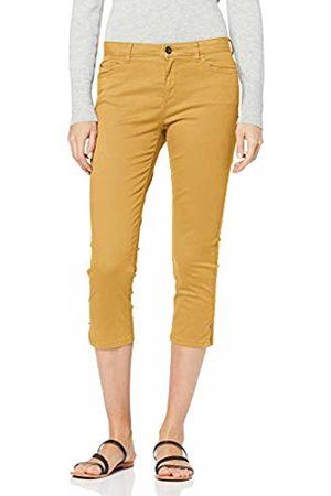 Esprit Women's 039ee1b019 Trouser, (Amber 700)