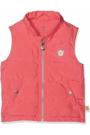 Bellybutton mother nature & me Girl's Weste Gilet, (Rouge
