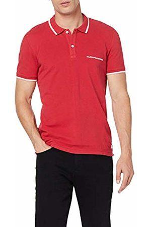 Marc O' Polo Men's 965225253048 Polo Shirt, (Cardinal)