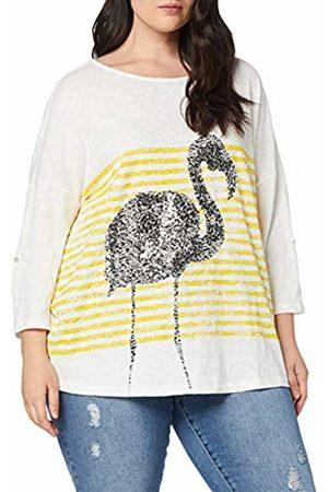 Samoon Women's 3/4 Arm Longsleeve T-Shirt