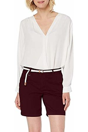 Esprit Women's 039ee1c002 Short, (Bordeaux 600)