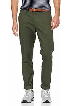 Selected Homme Men's Slhslim-Yard Deep Depths Pants W Noos Trouser