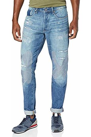G-Star Men Straight - Men's 3301 Straight Tapered Fit Jeans