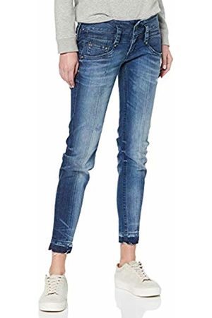 Herrlicher Women's Pitch Slim Cropped Jeans, (Fusion 810)