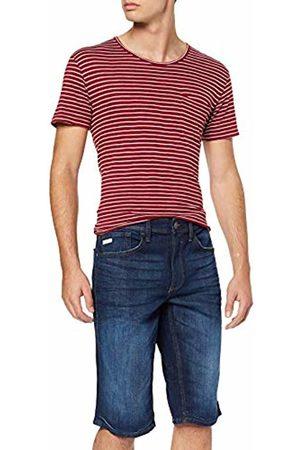 Blend Men's Denim Caprishorts Short, (Denim Dark 76207)