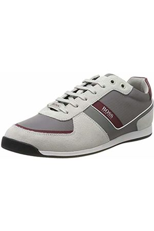 HUGO BOSS Men's Glaze_Lowp_nysd Low-Top Sneakers, (Open 286)