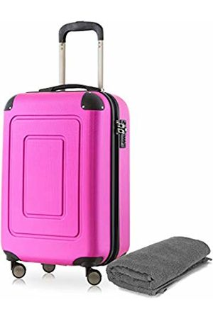 Happy Trolley Lugano Hand Luggage 55 Centimeters 40 (Magenta)
