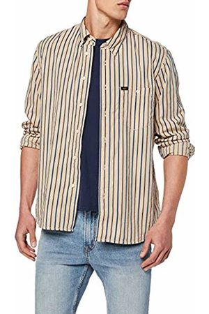 Lee Men's Riveted Shirt Casual (Dust Lp)
