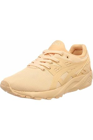 Asics Unisex Kids' Gel-Kayano Trainer Evo Gs Low-Top Sneakers, Apricot Ice 9595