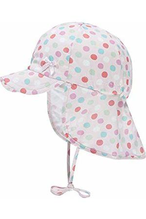 Döll Baby Girls' Bindemütze Mit Schirm Und Nackenschutz Sun Hat, ( Lady|