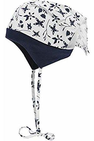 Döll Baby Girls' Kopftuchmütze Zum Binden Sun Hat, (Total Eclipse|