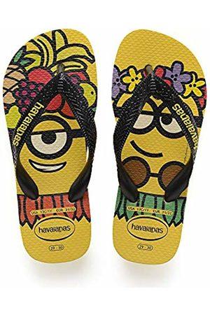 Havaianas Minions, Unisex Kids Flip Flop Flip Flops