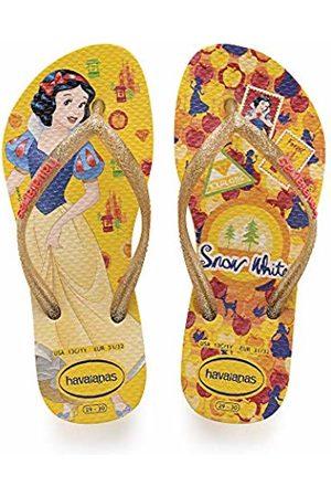 Havaianas Kids Slim Princess Flip Flops