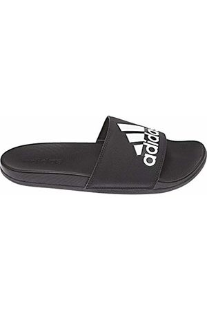 adidas Men's Adilette Cf+ Logo Beach & Pool Shoes