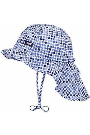 Döll Baby Girls' Sonnenhut Mit Nackenschutz Sun Hat, (Total Eclipse|