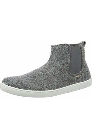 Living Kitzbühel Adults' Chelsea Boots uni Low-Top Slippers Grau 610