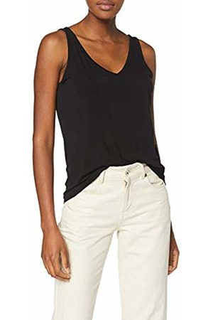 warehouse Women's V Neck Top